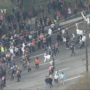 LIVE: Women's marches taking place around the country