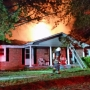 Early morning Columbia fire damages home, displaces occupants
