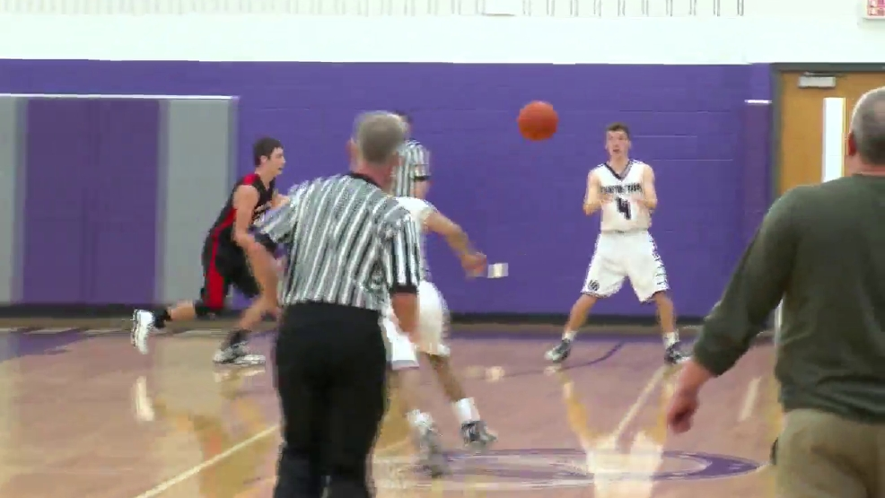 1.17.17 Video- Bellaire vs. Martins Ferry- high school boys basketball