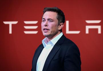 Elon Musk admits he's cracking under stress of Tesla job