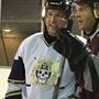 Lace up, tape up and drop the puck: South Bend and Mishawaka Firefighters play hockey