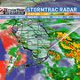 Alberto becoming stronger; heavy downpours continue through memorial day