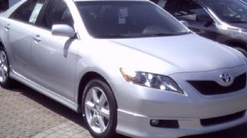 toyota car recall affects camry avalon venza from 2012 2013 wjla. Black Bedroom Furniture Sets. Home Design Ideas