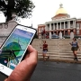 'Pokemon Go' players stumble on hidden history