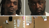 2 charged after 111 heroin capsules, 21 crack vials, oxycodone, $2.2K seized in Md. bust