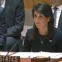 Haley: North Korea shows it is 'begging for war'
