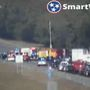 Lanes reopen following serious crash on I-24 in Murfreesboro