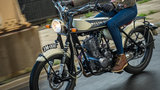 Goshen shop's custom motorcycles offer an exhilarating ride through history