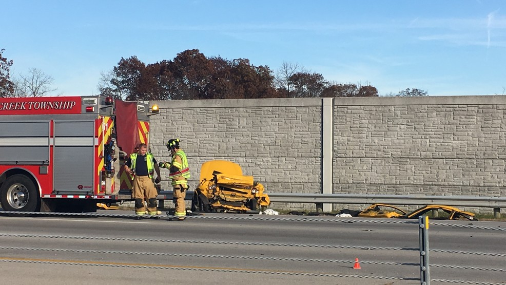 Coroner called to crash on I-675 NB in Beavercreek | WRGT