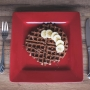 In the Kitchen: Chocolate Chip Waffles