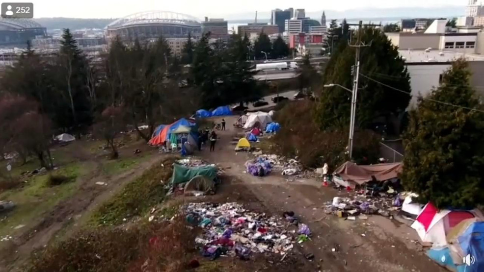 Seattle homeless documentary draws criticism in Portland