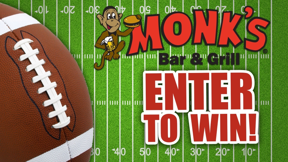 Monk's Bar & Grill Enter-to-Win