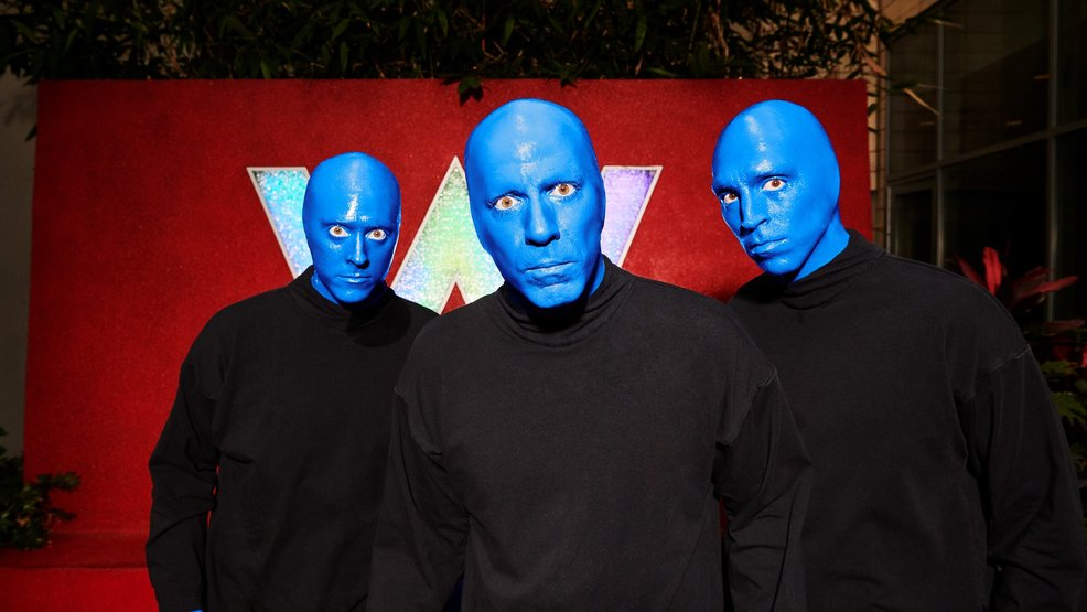 Blue Man Group's 'Speechless' tour comes to El Paso
