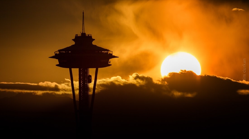 Heat fans had nearly 10,000 minutes of 80+ degree weather in Seattle this summer