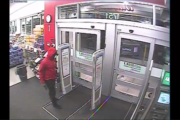 Clerk shows nerves of steel during an armed robbery attempt. (Broward Sheriff's Office)
