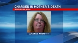 Mercer woman accused of shooting, killing mother, trying to cover up death