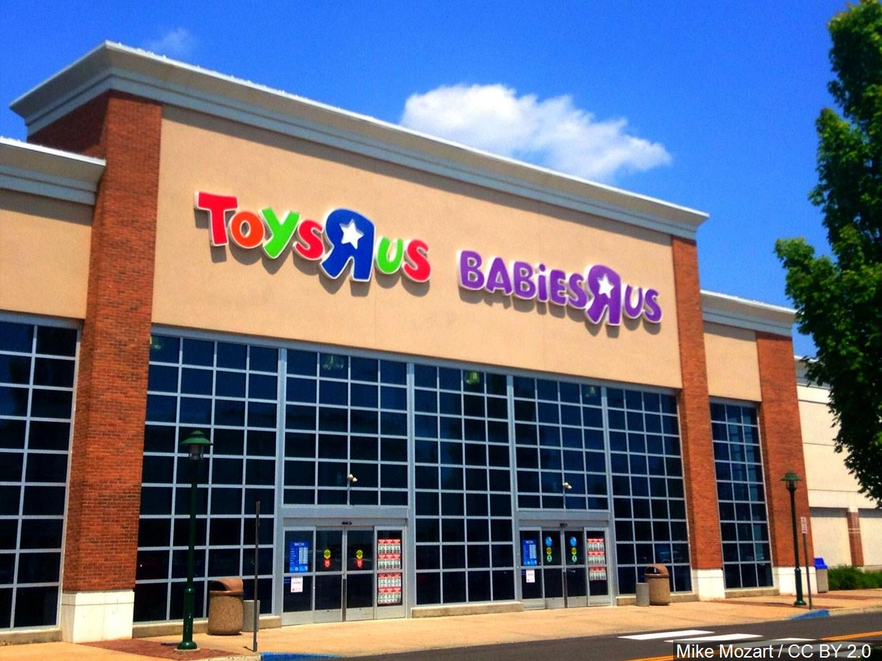 Toy retailer Toys R Us could file for bankruptcy as soon as this week, according to reports by The Wall Street Journal and CNBC. (MGN Online)