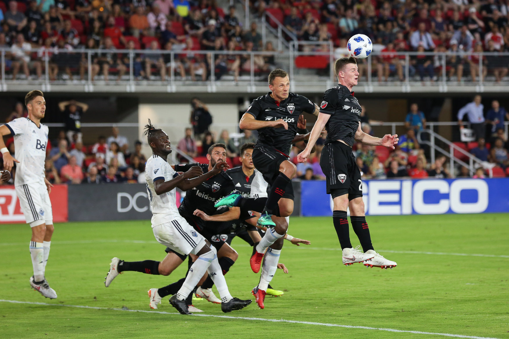 Audi Field opened in June and DC United won the inaugural game.{ }(Amanda Andrade-Rhoades/DC Refined)