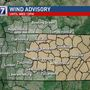 Irma prompts Wind Advisory for middle Tennessee counties