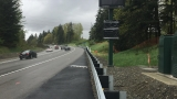 Peak-use shoulder lane set to open on portion of I-405 in Snohomish County