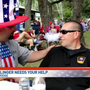 Fundraiser held to support veteran police officer diagnosed with colon cancer
