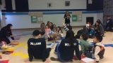 Springfield High students teach CPR to 2nd graders
