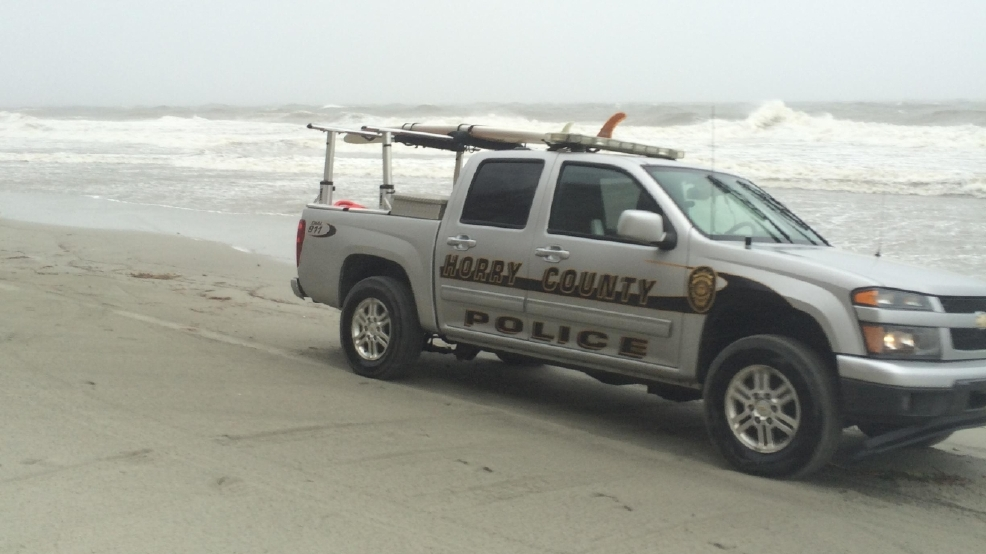 Officials Searching For Possible Missing Swimmer In Garden City Wpde