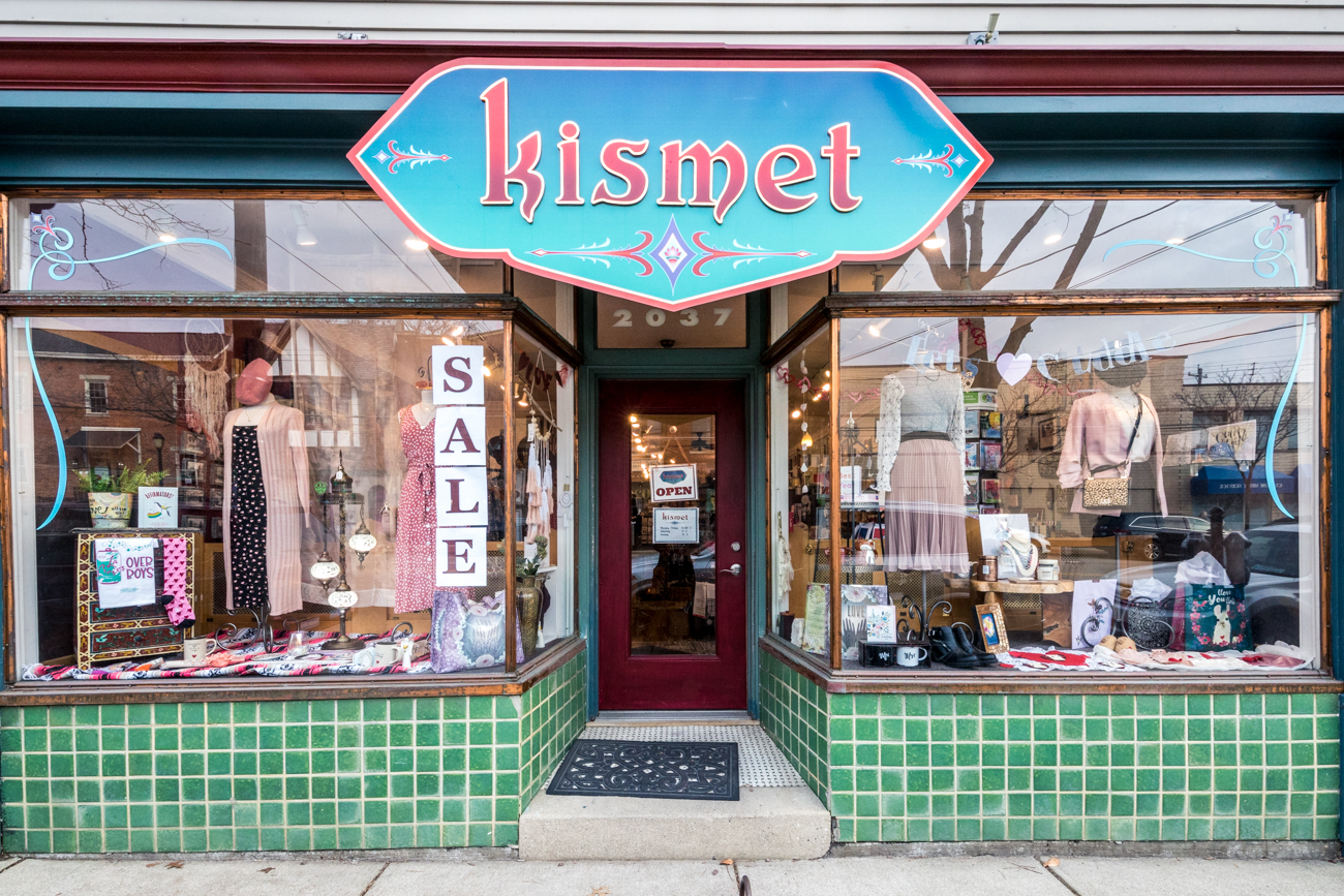 SHOP: Kismet O'Bryonville / ADDRESS: 2037 Madison Road (45208) /{ }The Pangaea and Kismet shops feature a huge variety of bohemian and vintage-inspired clothing items, sterling silver and gemstone jewelry, accessories, shoes, and more. / Image: Catherine Viox // Published: 3.12.20