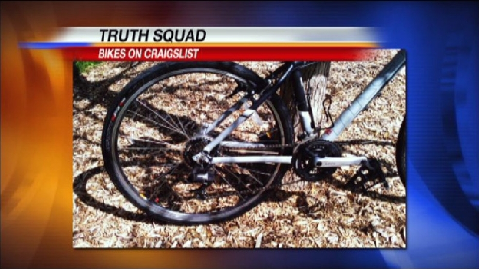 Couple irked with police after stolen bikes show up online
