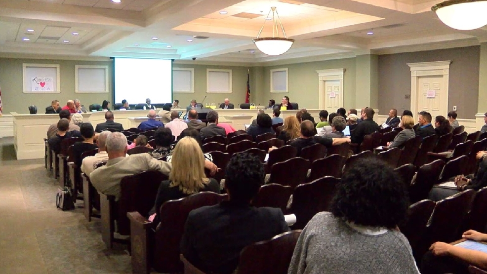 Tonight the Robeson County school board decided to work with the North  Carolina School Board Association (NCSBA) to find a new superintendent  (WPDE)