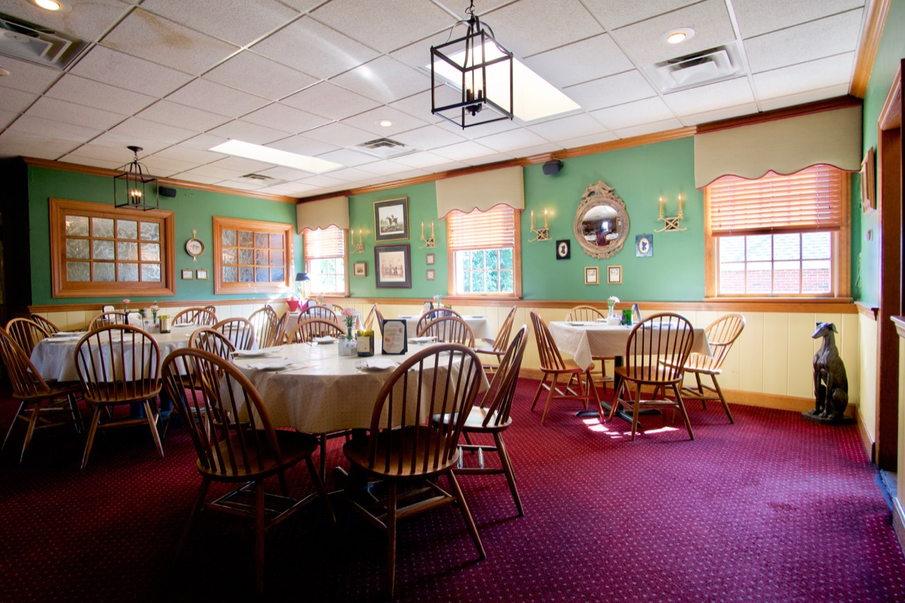 Founded in 1921, Greyhound Tavern is the oldest continuously operating restaurant in Northern Kentucky. Its menu features great fried chicken in addition to a cod sandwich, enormous onion rings, a delectable hot brown, and a New York strip. In other words, it's comfort food, served as if from your grandma's kitchen. ADDRESS: 2500 Dixie Highway (41017) / Image: Brian Planalp // Published: 6.18.18