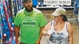 Hurricane police searching for two suspects wanted for stealing kayak