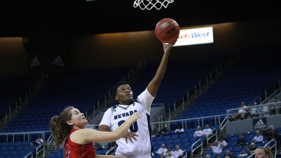 Nevada women's basketball St Marys.jpg