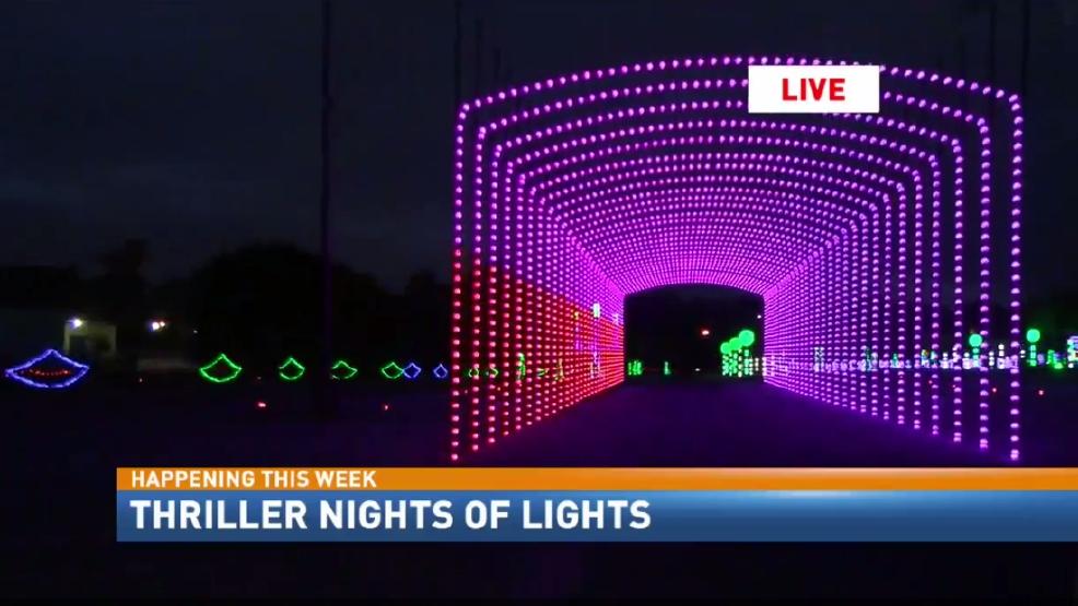 Thriller Nights of Lights | WPMI