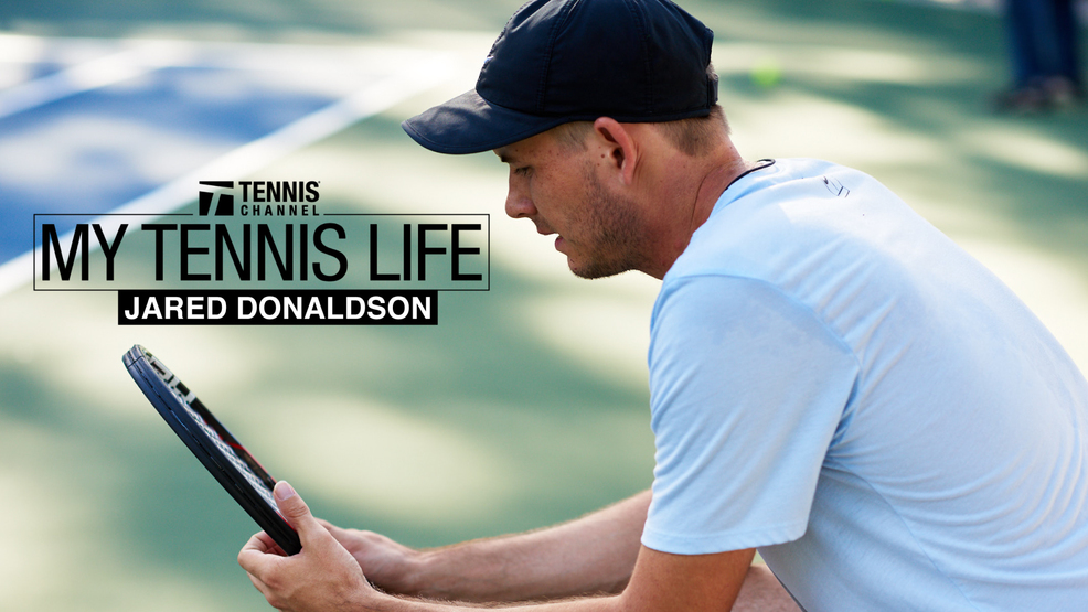 My Tennis Life: Jared Donaldson Episode 9