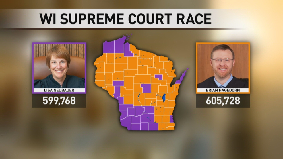 Election Day Wisconsin Supreme Court >> Wi Supreme Court Candidates Differ In Opinion On Spring Election