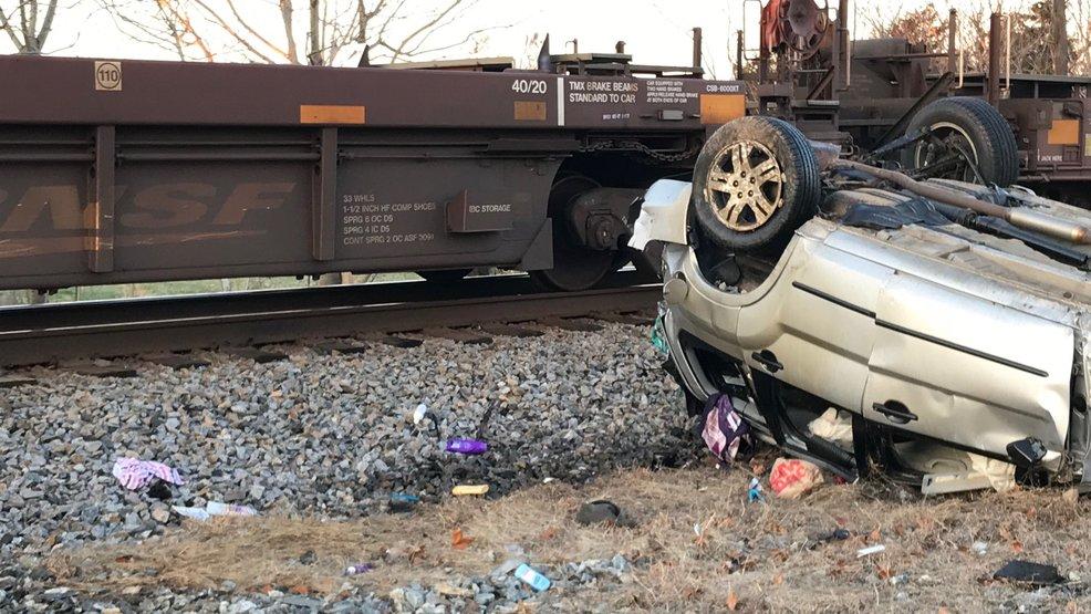 Woman involved in appomattox co train crash in critical for M and m motors appomattox