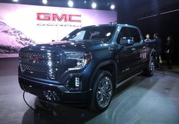 5 things to know about the 2019 GMC Sierra