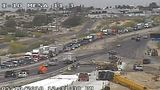Crashes causes major delays on I-10 east; two people injured