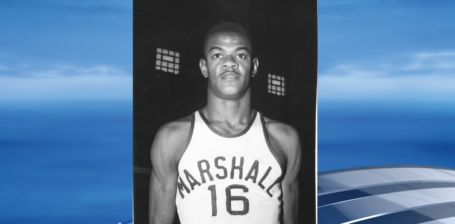 The Philadelphia 76ers announces that basketball great Hal Greer, who starred with the NBA team and Marshall University has passed away. (Marshall University Athletics)<p></p>