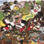 Museum exhibit 'Scrimmage' explores football in American art