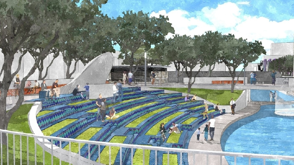The Architect Behind The San Pedro Creek Project Woai
