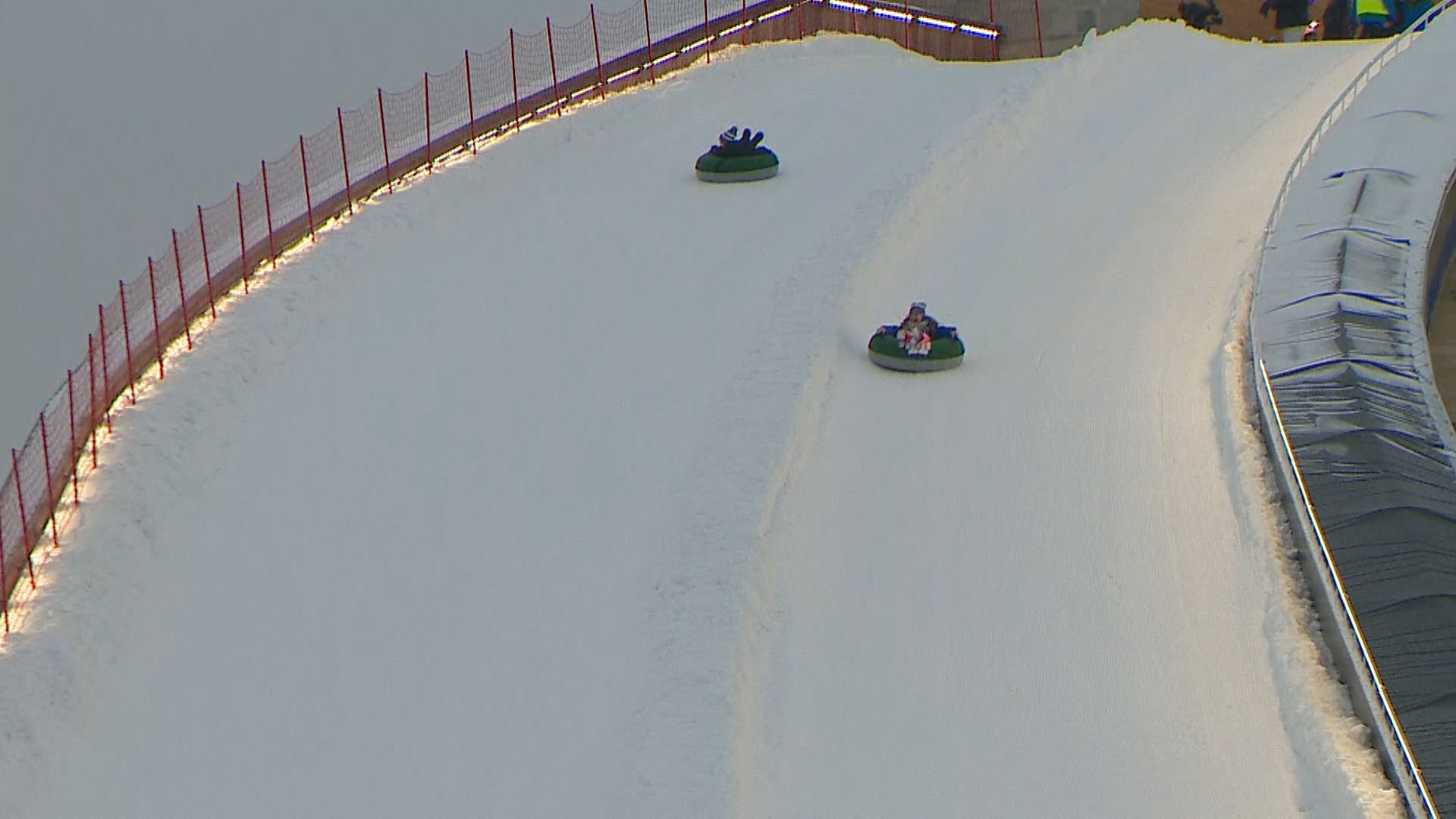 Ariens Hill holds grand-opening, December 21, 2017. (WLUK)<p></p>