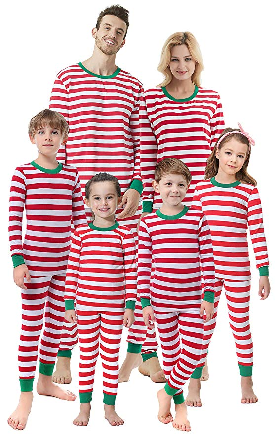 "<p>Love the green detail and the red stripes, darling!{&nbsp;}<a  href=""https://www.amazon.com/Matching-Christmas-Pajamas-Sleepwear-Children/dp/B07K2NC4PW/ref=sr_1_73?crid=CN6N0M58HNKD&dchild=1&keywords=matching%2Bfamily%2Bchristmas%2Bpajamas%2Bsets&qid=1575773177&sprefix=matching%2Bf%2Caps%2C234&sr=8-73&th=1"" target=""_blank"" title=""https://www.amazon.com/Matching-Christmas-Pajamas-Sleepwear-Children/dp/B07K2NC4PW/ref=sr_1_73?crid=CN6N0M58HNKD&dchild=1&keywords=matching%2Bfamily%2Bchristmas%2Bpajamas%2Bsets&qid=1575773177&sprefix=matching%2Bf%2Caps%2C234&sr=8-73&th=1"">Shop it{&nbsp;}</a>- $13.99 - $32.99. (Image: Amazon){&nbsp;}</p>"