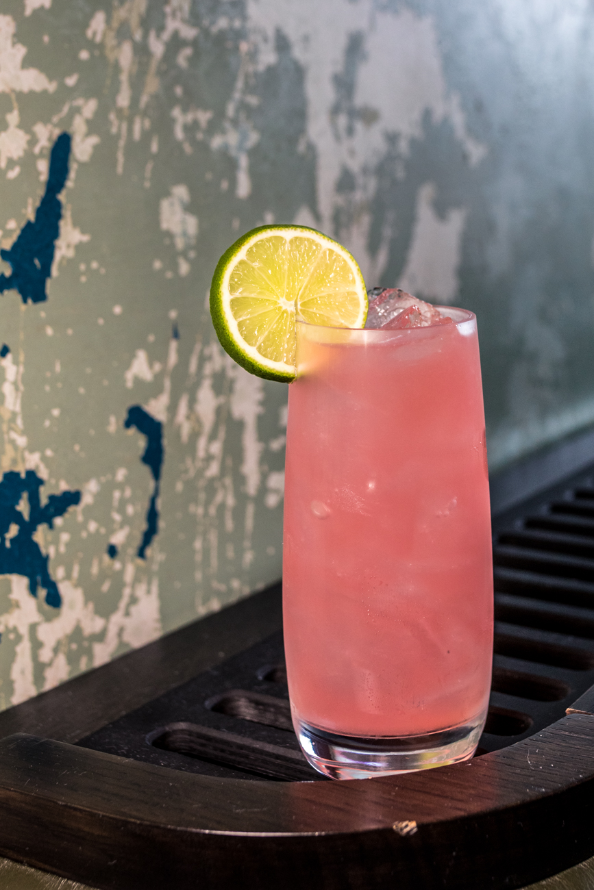 Sea Breeze: vodka, cranberry, and grapefruit/ Image: Catherine Viox{ }// Published: 6.29.20