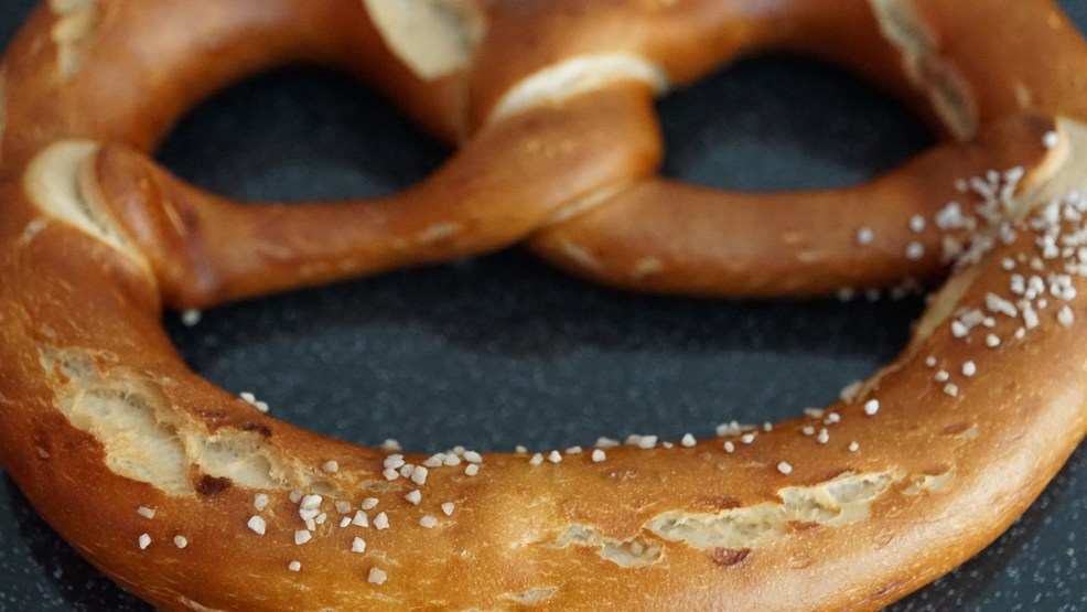 A Days Worth Of Calories In A Pretzel Group Lifts The Lid Off