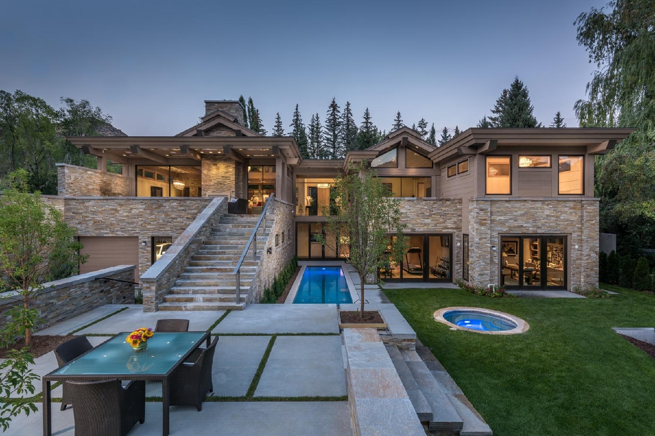 photos 9 9 million luxury home in the heart of ketchum kboi