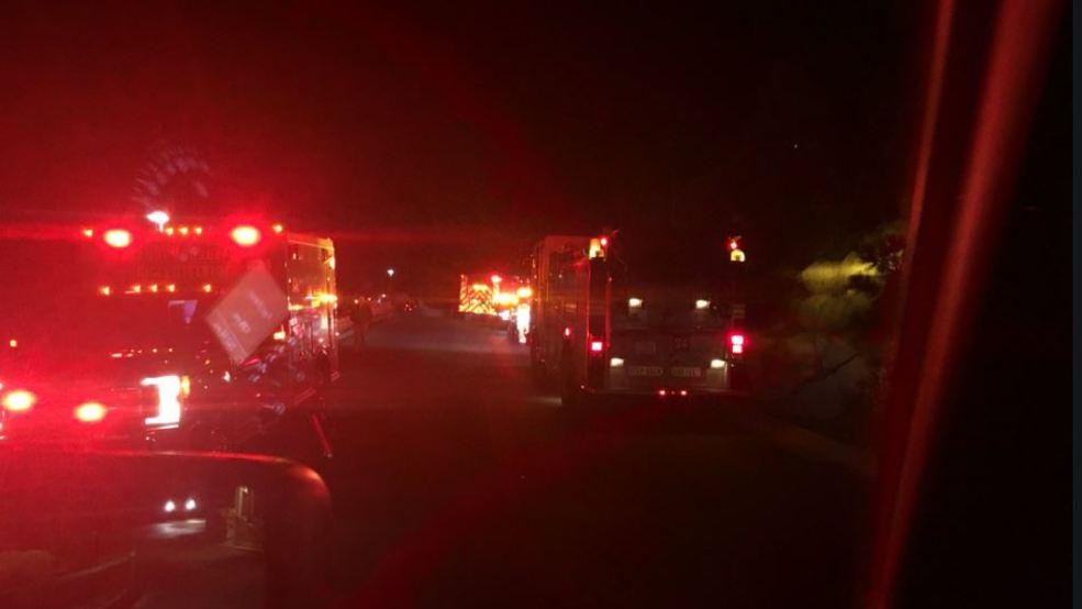 Tahoe Douglas Fire investigate smoke, burning smell in Ridge