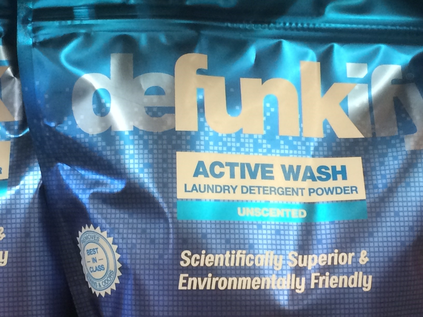 Defunkify, an Eco-friendly laundry detergent growing in popularity
