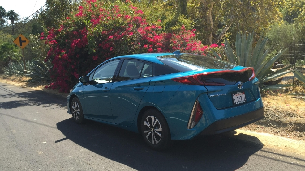 2017 Toyota Prius Prime: A Plug In Hybrid That Makes Sense [First Look]